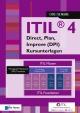 ITIL® 4 Strategist – Direct, Plan and Improve (DPI) Kursunterlagen - Deutsch